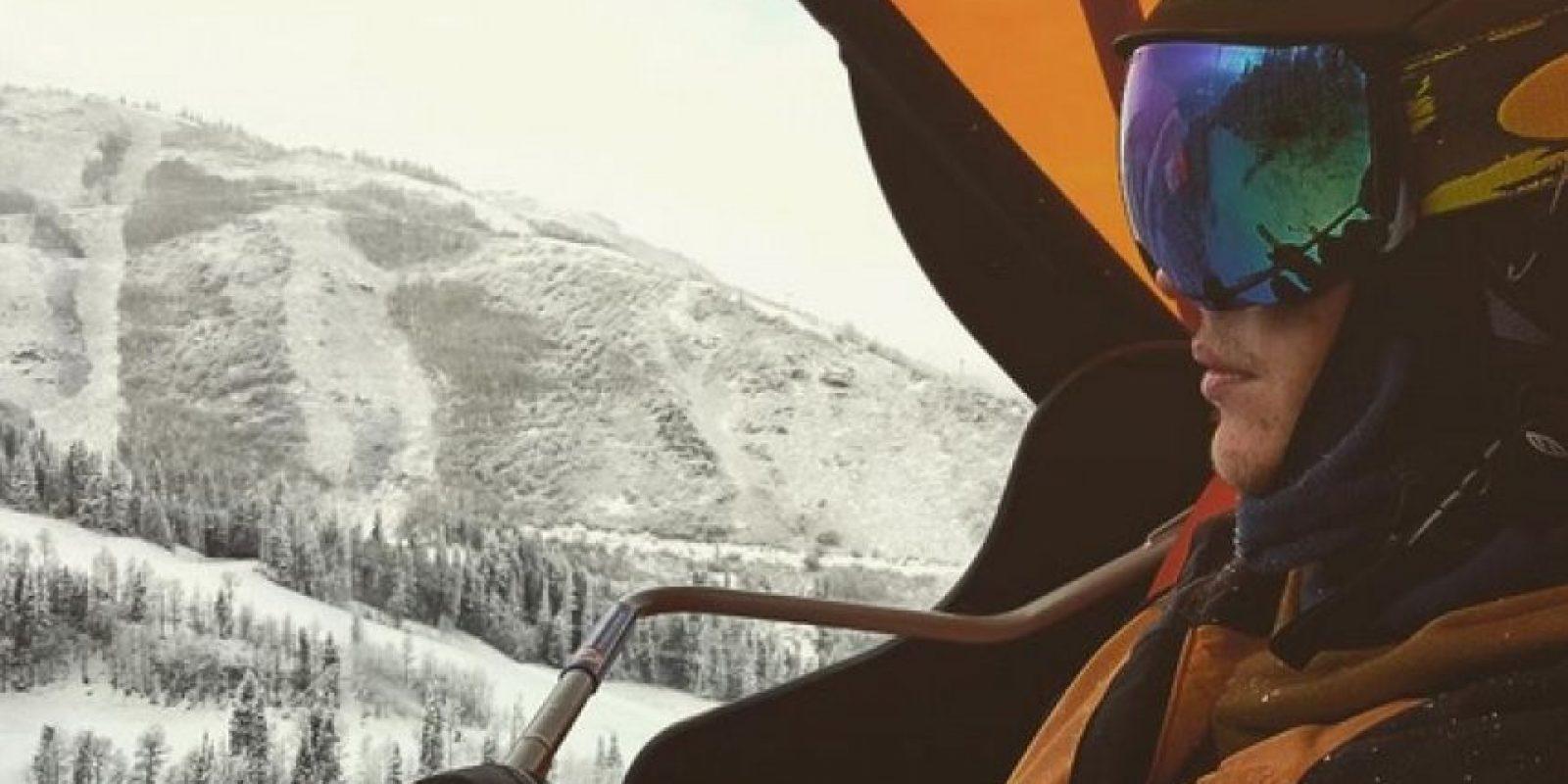 Todo parece indicar que estas mini vacaciones lo ayudarán a relajarse luego de la polémica en la que se ha visto en los últimos días. Foto:Instagram/justinbieber