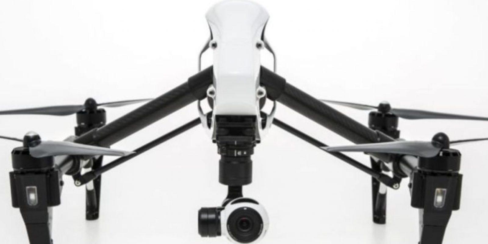Inspire 1 es uno de los drones más populares. Foto:vía dji.com