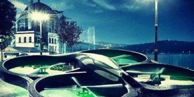 A.R. ParrotDrone 2.0 es uno de los más populares drones en el mundo, sincluso tienee su propio perfil en Instagram. Foto:vía webadictos.com