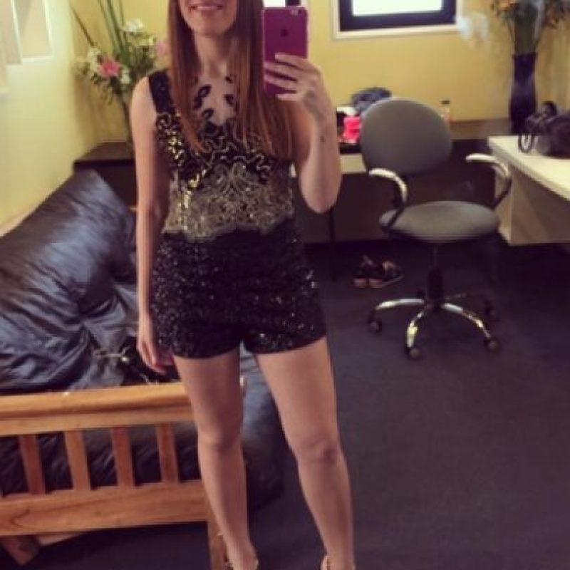 Ahora tiene 21 años Foto:vía instagram.com/laura_esquivel