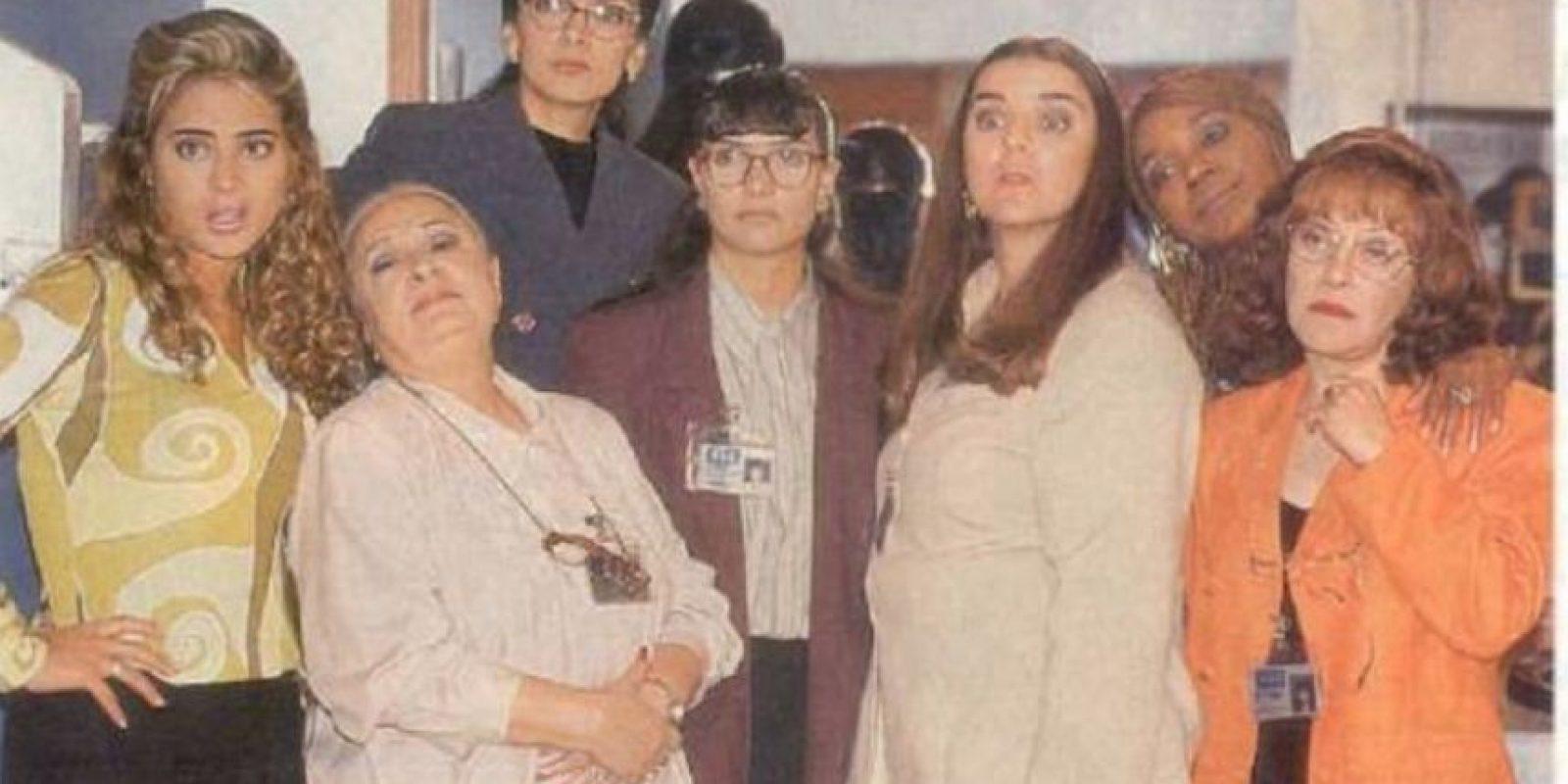"""¿Recuerdan a """"El Cuartel de las feas""""? Foto:colarte.com"""