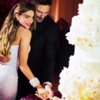 El anillo de bodas fue diseñado por Lorraine Schwartz y la joya está valuada en más de 800 mil dólares. Foto:vía instagram.com/sofiavergara