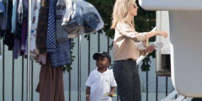 El pequeño se mantiene alejado de los medios. Foto:The Grosby Group