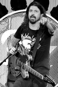 Anteriormente fue baterista de Nirvana. Foto:Getty Images