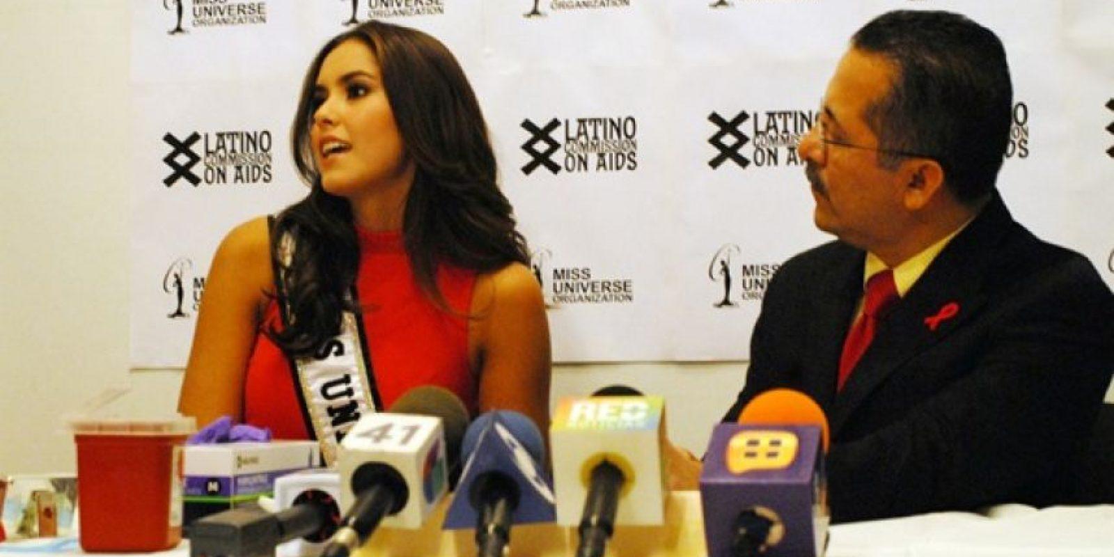 Foto:Comisión Latina sobre el SIDA
