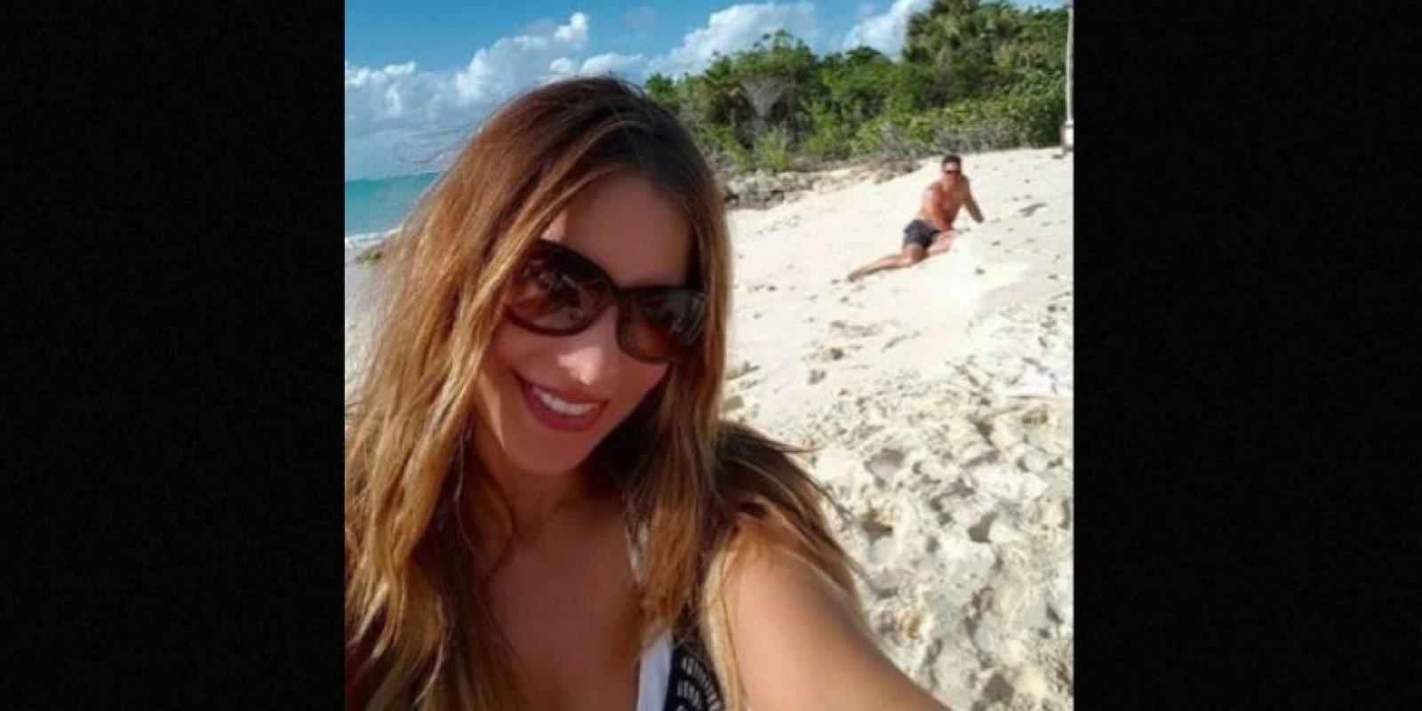 Los Manganiello viajaron a las Islas Turcas y Caicos. Foto:Instagram/joemanganiello