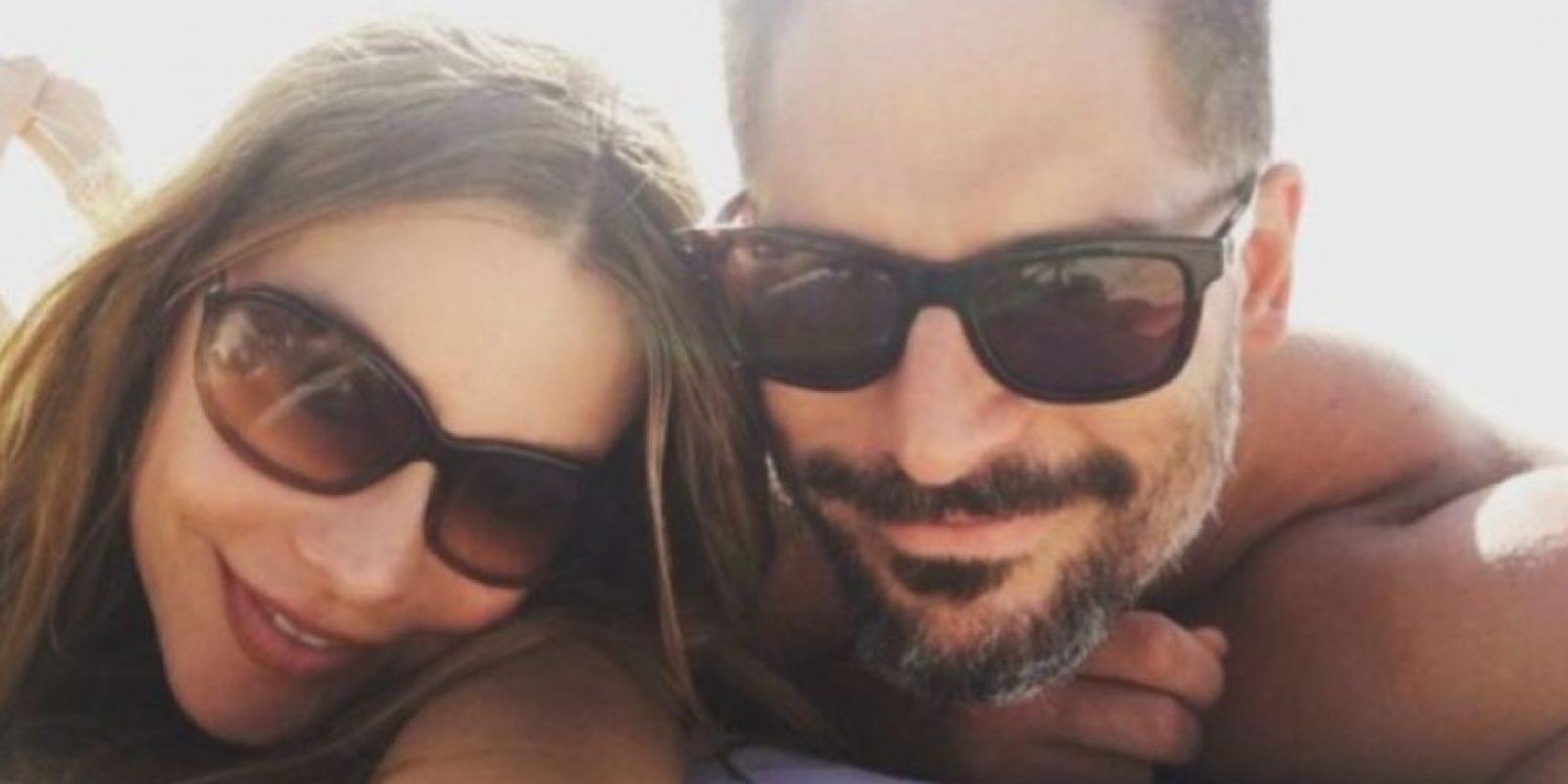 Según lo señaló el portal E! News, la pareja buscaba un lugar privado para celebrar su amor. Foto:Instagram/sofiavergara