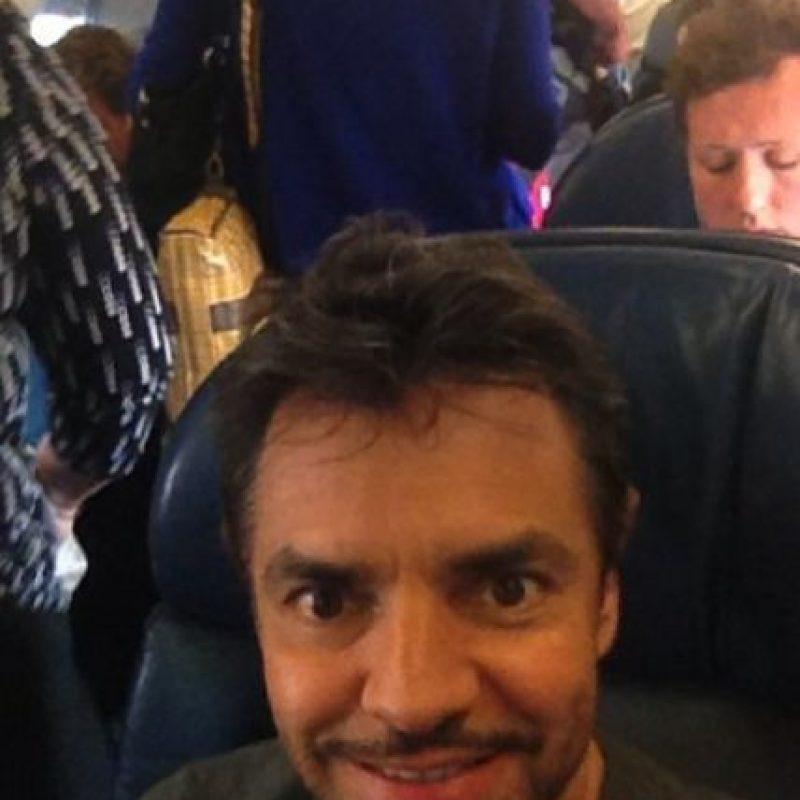 Sigue produciendo sus comedias y en los últimos años se ha destacado como director de cine. Foto:vía instagram.com/ederbez