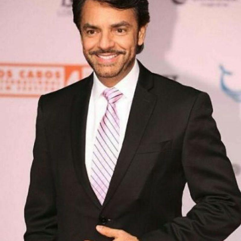 El actor mexicano ahora tiene 54 años. Foto:vía instagram.com/ederbez