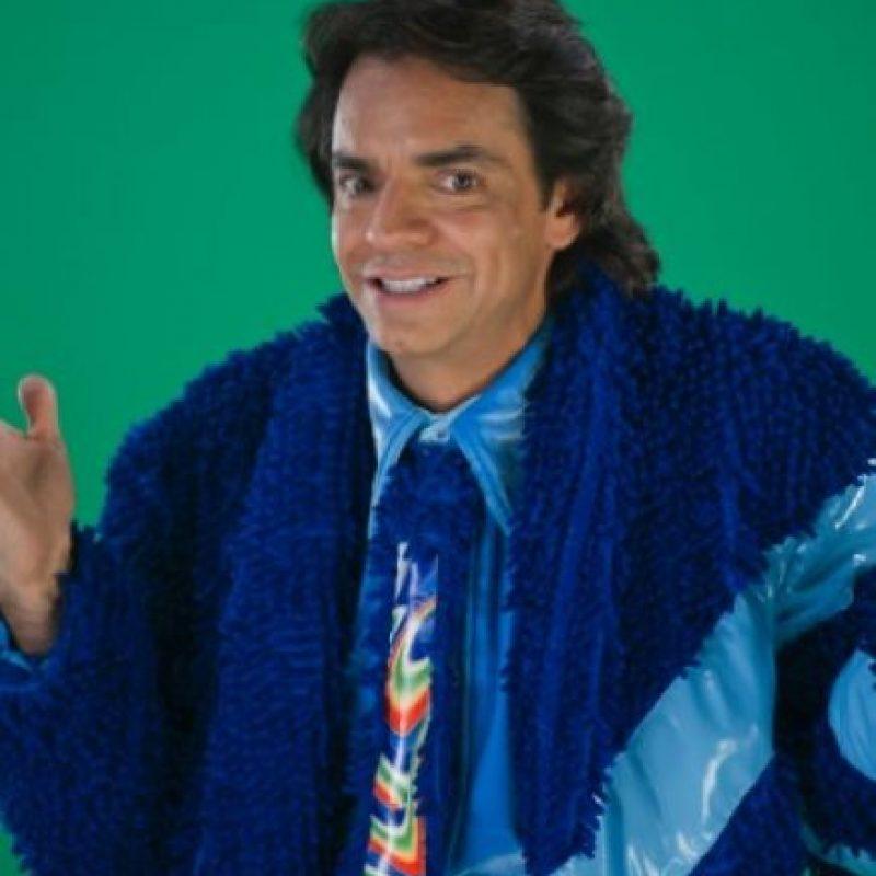 """El comediante Eugenio Derbez interpretó a """"Ludovico P. Luche"""", el padre de este divertida familia. Foto:vía instagram.com/ederbez"""