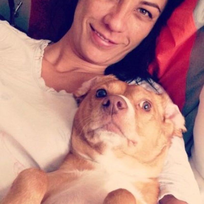 La actriz ahora tiene 46 años y destaca como una actriz de teatro. Foto:vía instagram.com/consueloduval