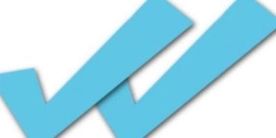 Supuestas aplicaciones prometen desactivar el doble check azul para que sus contactos no se enteren cuando leyeron sus mensajes, pero en realidad les cobran un servicio que gastaba su saldo. Foto:vía Tumblr.com