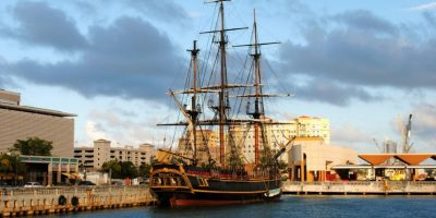 Se puede disfrutar de las ventajas del Caribe en sus atracciones. Pueden encontrar desde aventura hasta historia. Foto:Vía Flickr