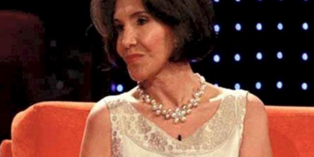 Florinda Meza aún padece la muerte de Chespirito: