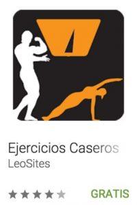 5- Ejercicios caseros. Ideal para realizar actividad física sin salir de casa. Foto:vía Google