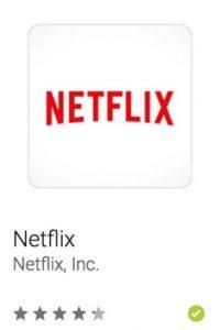 39- Netflix. Es el servicio líder de suscripción para ver series y películas. Foto:vía Google