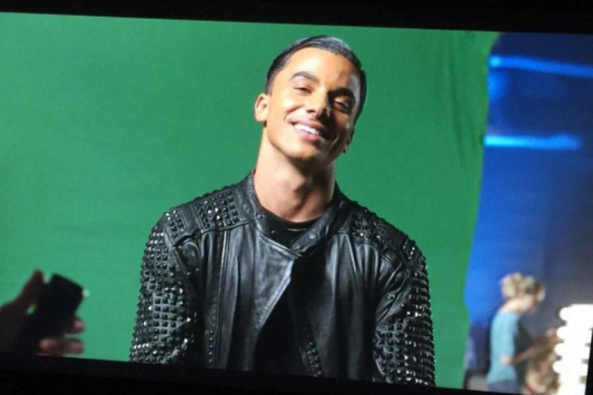 Timor Steffens fue el bailarín de Madonna por varios años. Foto:vía instagram.com/timorworld