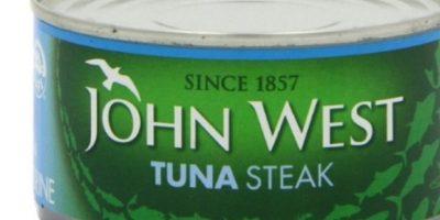 Otros opinaron que John West era un mejor nombre. Foto:Twitter