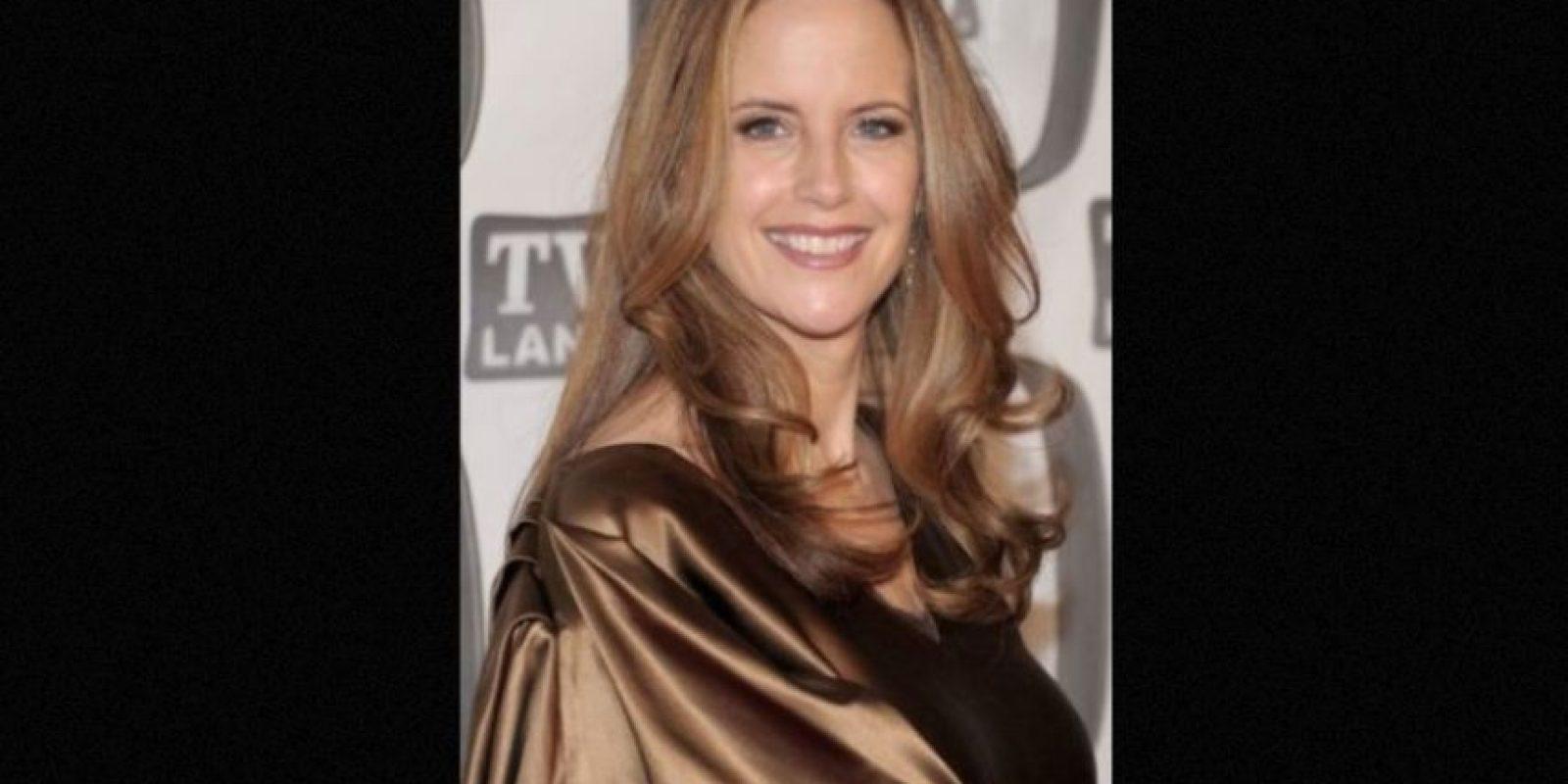 Preston, que ahora es la esposa de John Travolta, no se ha pronunciado sobre el caso de Sheen Foto:Getty Images