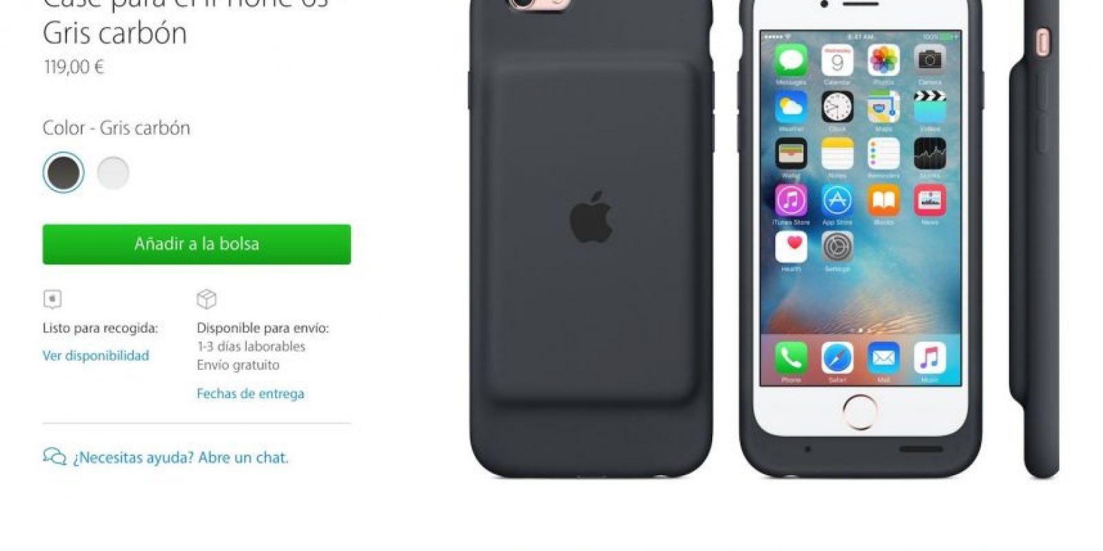 Ya están a la venta. Foto:Apple