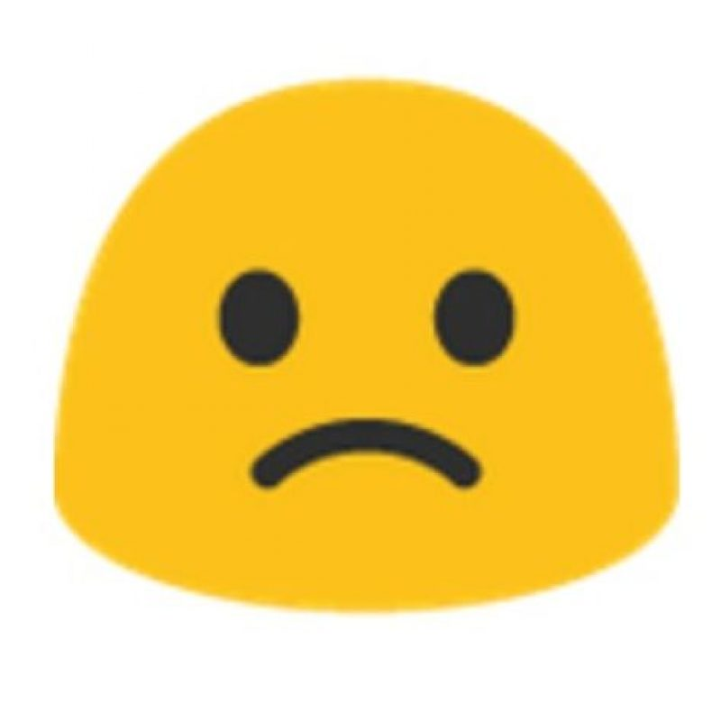 Tristeza. Foto:vía emojipedia.org