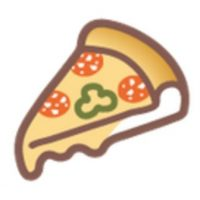 Pizza. Foto:vía emojipedia.org