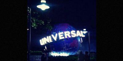 Universal Studios en Estados Unidos. Foto:vía instagram.com/dawesben92