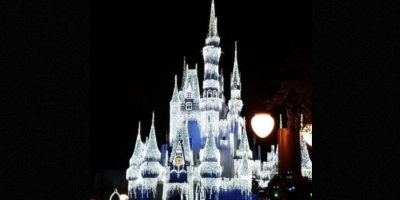 Disneyworld en Estados Unidos. Foto:vía instagram.com/anbich