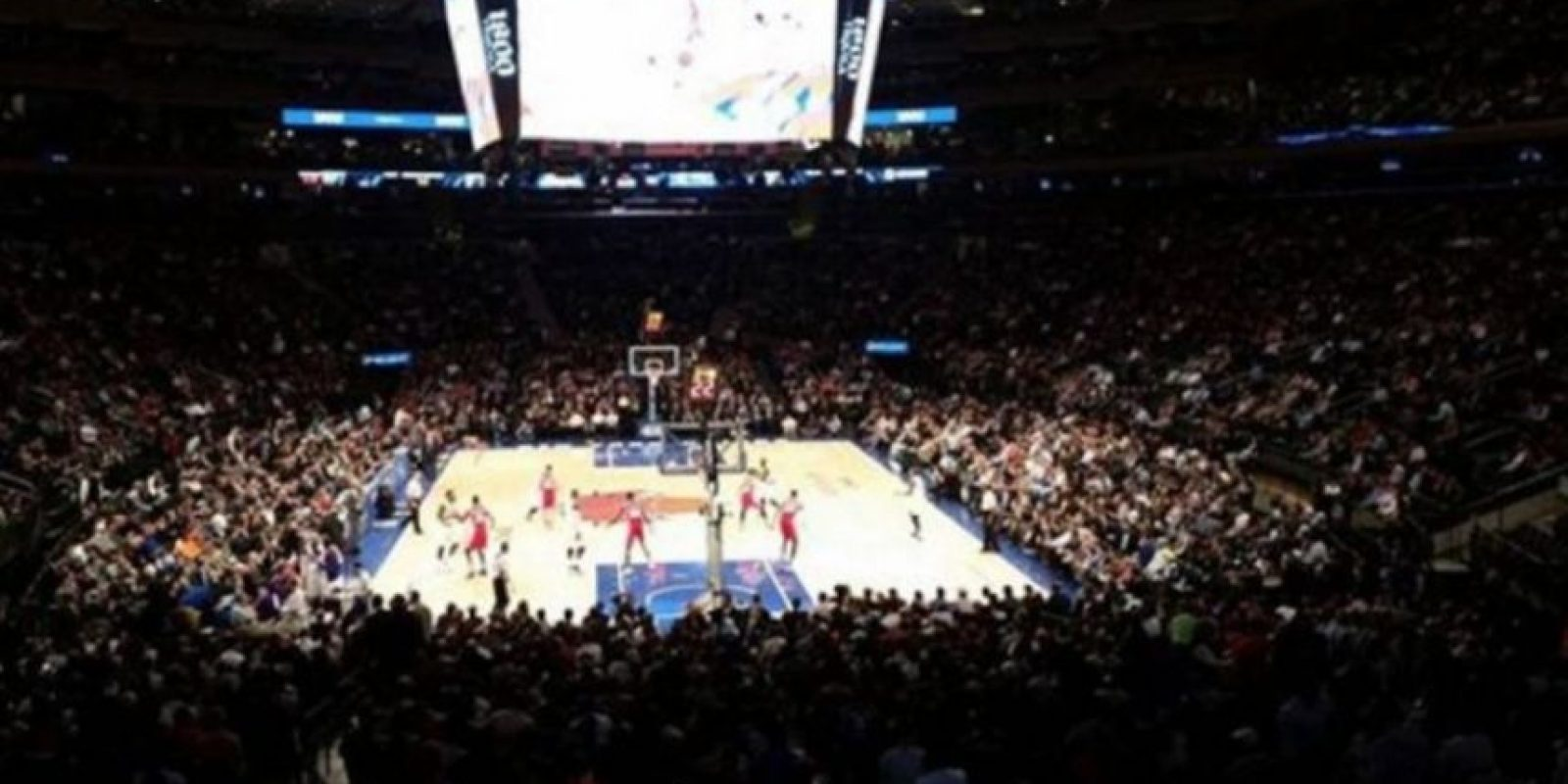Madison Square Garden en Nueva York, Estados Unidos. Foto: vía instagram.com/peter.murray127