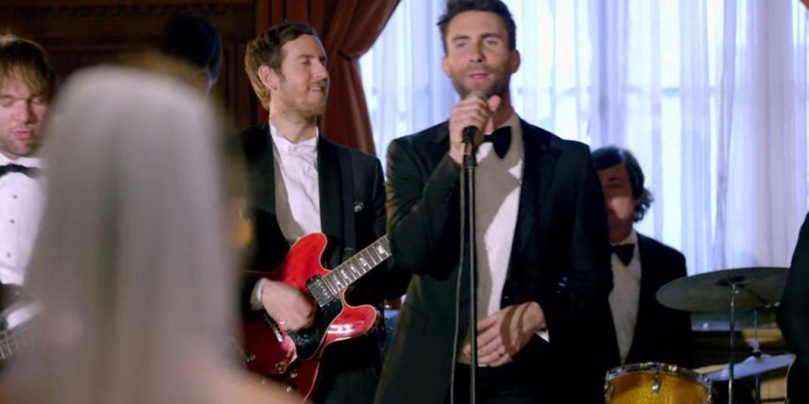 2- Maroon 5 – Sugar. Foto:vía YouTube