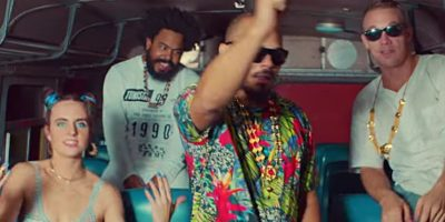 3- Major Lazer & DJ Snake – Lean On (feat. MØ) (Official Music Video). Foto:vía YouTube