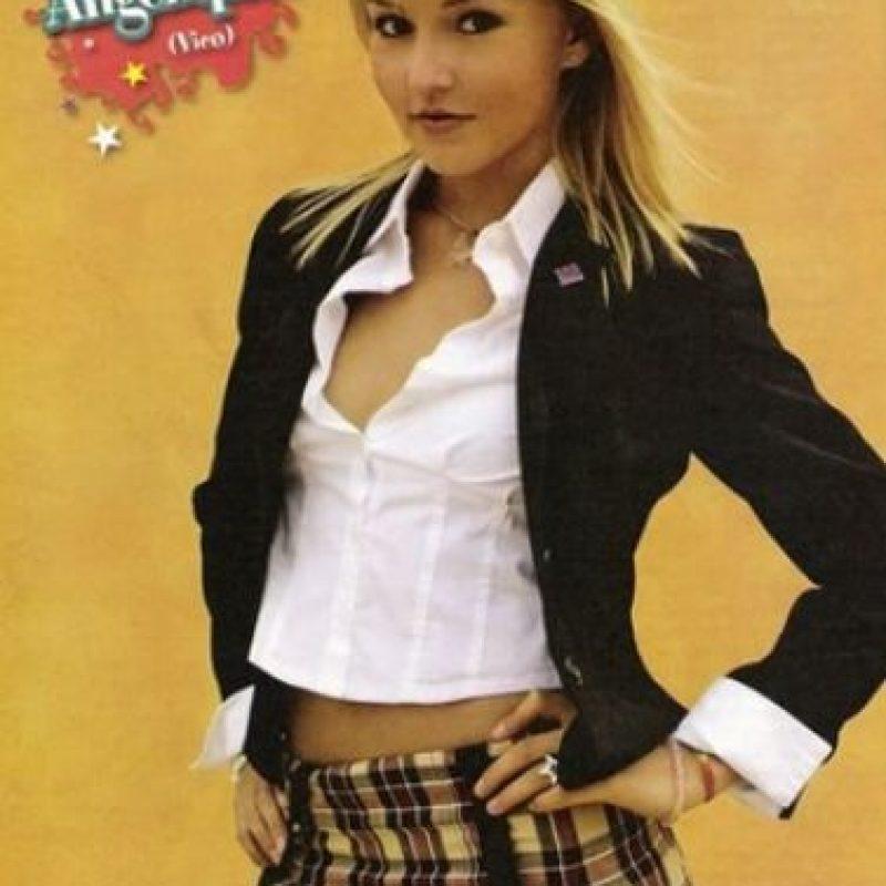 "2006 Foto:Revista ""Rebelde"""