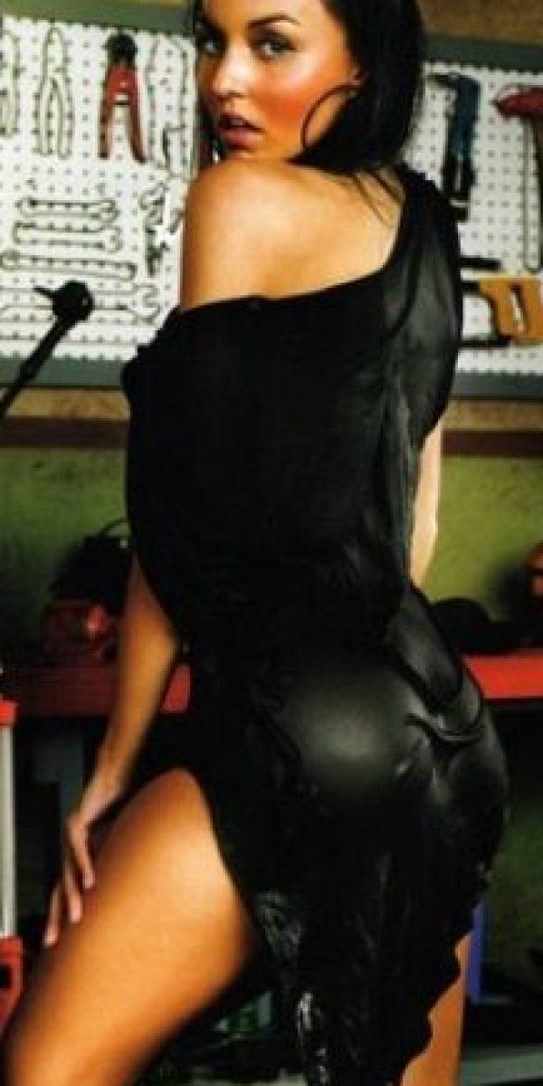 """Foto:Revista """"Maxim"""""""