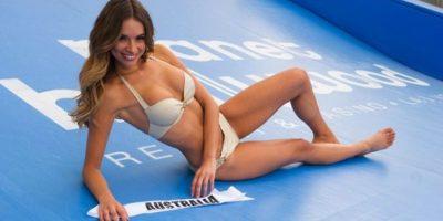 Monika Radulovic es la representante de Australia Foto:vía missuniverse.com