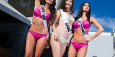 Fotos: Así se ven las aspirantes de Miss Universo 2015 en bikini