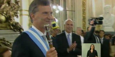 En vivo: Mauricio Macri asume como el nuevo presidente de Argentina