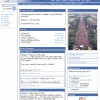 2004. Las imágenes resaltan de gran manera en la edición original. Foto:vía Facebook.com