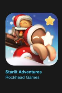 """22- """"Starlit Adventures""""- Es gratuito. Ayuden a Bo y Kikki Starlit a encontrar y llevar de vuelta las estrellas que Nuru robó del cielo y escondió por el Mundo Bajo. ¡Disfruten de aventuras épicas, exploren mundos fantásticos, enfrenten a criaturas y resuelvan puzzles usando los poderes de varios Trajes Especiales. Foto:vía Apple"""