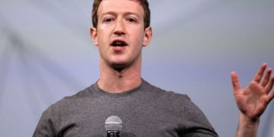 Zuckerberg en la conferencia para desarrolladores F8. Foto: Getty Images