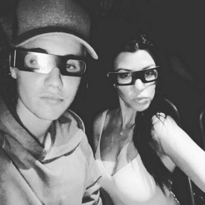 El canadiense conoce a la familia Kardashian desde 2013. Foto:Instagram/justinbieber