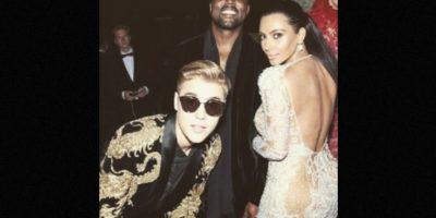Justin también es buen amigo de Kanye West Foto:Instagram/justinbieber
