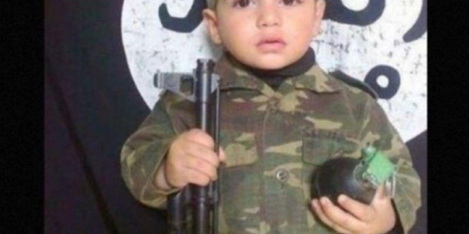 """De acuerdo a cifras difundidas por la ONU en enero pasado, cerca de diez mil niños han fallecido por diversas """"causas graves contra la infancia"""" durante esta guerra desde marzo de 2011 Foto:Twitter.com – Archivo"""