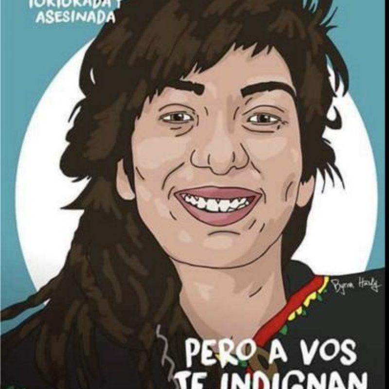 Su caso conmociona a Argentina Foto:Twitter.com