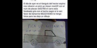 Zaira Salazar Medina pareció ser víctima de los trolls. Pero solamente consiguió una camioneta nueva. Foto:vía Facebook