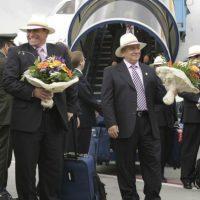 Ecuatoriano, presidente de la Federación Ecuatoriana de Fútbol (FEF) Foto:Getty Images