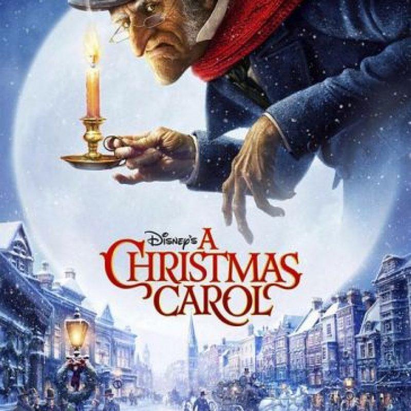 Es una adaptación cinematográfica del clásico de Charles Dickens, A Christmas Carol. Foto:Disney Pictures