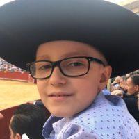 Este fin de semana se llevó una corrida en su honor, para recaudar fondos contra el cáncer Foto:Twitter.com/eduhinojosa
