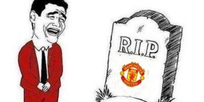 Champions League: Los memes se burlan del adiós del Manchester United