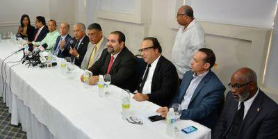 Oposición irá en bloque: reitera elección JCE y CC sea apartidista