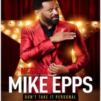 """Mike Epps: Don' take It personal"". Disponible a partir del 18 de diciembre. Foto: vía Netflix"